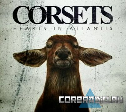 Corsets - Hearts In Atlantis (Promo EP)