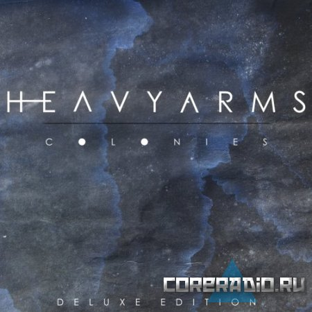 HeavyArms - Colonies [EP] (2011)