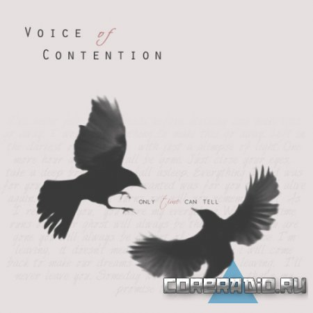 Voice of Contention - Only Time Can Tell [EP] (2011)
