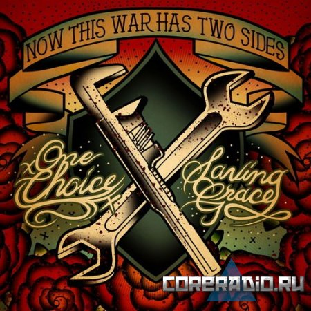 Saving Grace - Now This War Has Two Sides (2011) [Split]