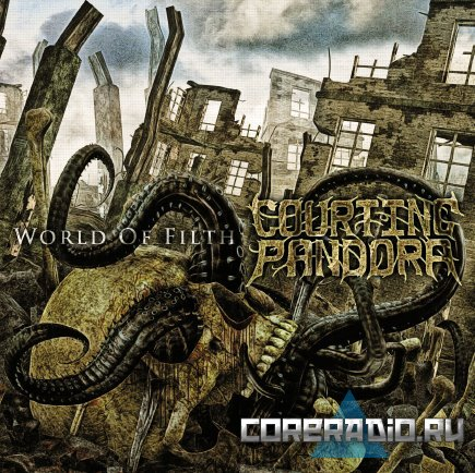 Courting Pandora – World Of Filth [EP] (2011)