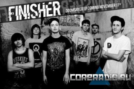 Finisher - Doomsayer [EP] (2011)