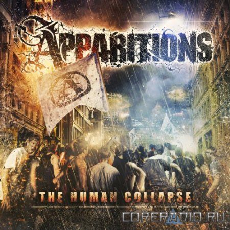 Apparitions - The Human Collapse (2011)