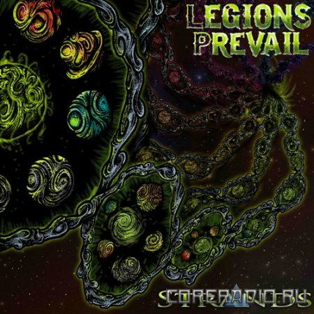 Legions Prevail - Strands [EP] (2011)