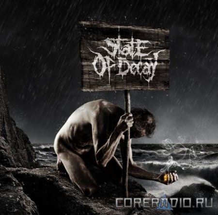 STATE OF DECAY - OF GRIEF AND DIVINITY (EP 2011)