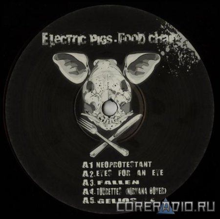Electric Pigs - Food Chain (2011)
