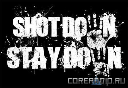 Shot Down Stay Down - EP (2012)