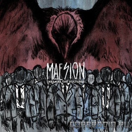 Maesion - They Are The Vulture (2012)