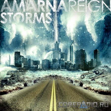 Amarna Reign - Storms (2012)