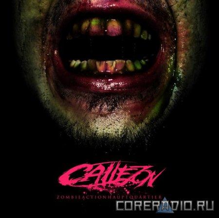 Callejon - Zombieactionhauptquartier (2008)