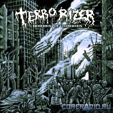 Terrorizer - Hordes Of Zombies (2012)