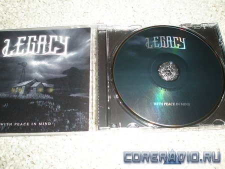 Legacy - With Peace In Mind (2012)
