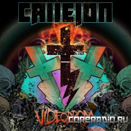 Callejon - Videodrom (Limited Edition)-DE-2CD-(2010)