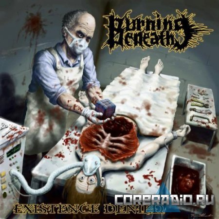 Burning Beneath - Existence Denied [EP] (2011)