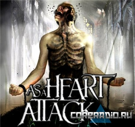 As A Heart Attack - EP (2011)