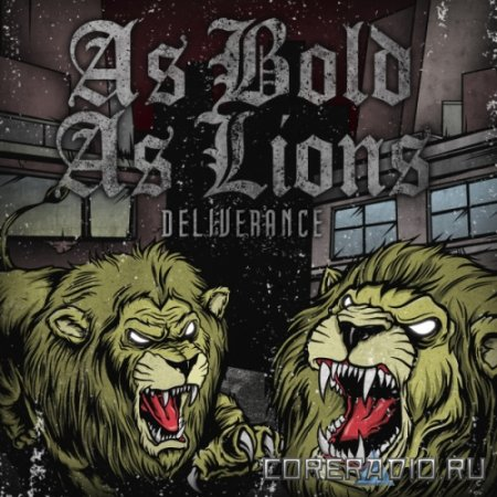 As Bold as Lions - Deliverance (2011)