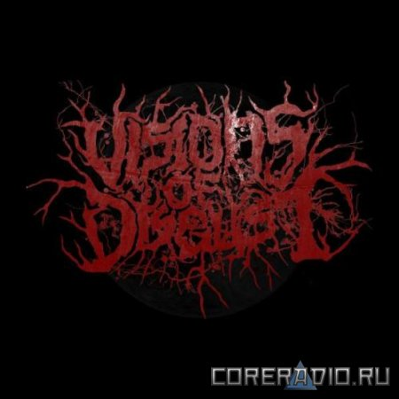 Visions Of Disgust - Visions Of Disgust (EP) (2012)