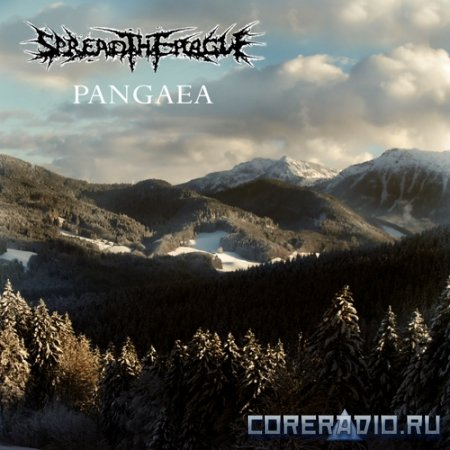 Spread The Plague - Pangaea [EP] (2012)
