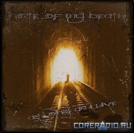 Note Of My Death - As Long As I Live [EP] (2012)