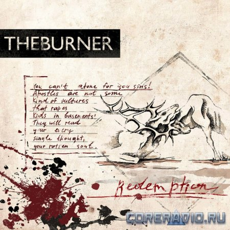 The Burner - Redemption [EP] (2012)